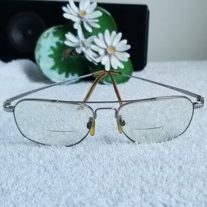 Vintage Stetson Zyloware Flexible Rx Glasses